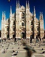 Милан. Италия