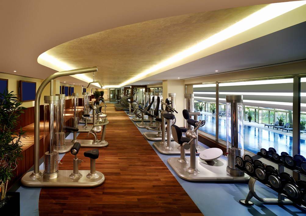 фото спортзалов в отелях турции посадила